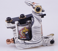 Cast-iron Tattoo Machines B591