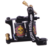 Cast-iron Tattoo Machines B572