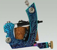 Cast-iron Tattoo Machines B468