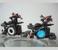 Handmade tattoo machine B243