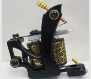 Cast-iron Tattoo Machines B157