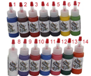 (1OZ) Dragon huang 14 color set C126