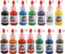 (0.5OZ) color  huang 14 color set C130