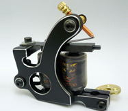 Cast-iron Tattoo Machines B1420